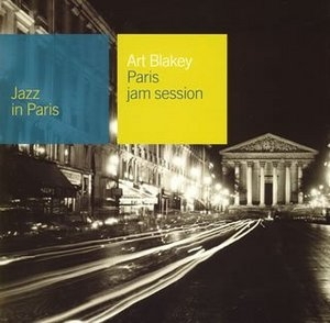Paris Jam Session album cover