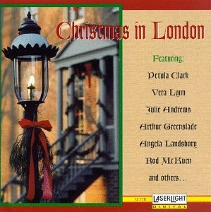 Christmas In London album cover