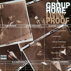 Livin' Proof album cover