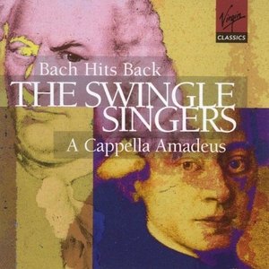 Bach Hits Back~ A Capella Amadeus album cover
