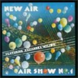 Air Show No 1 album cover