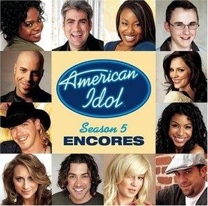 American Idol Season 5: Encores album cover