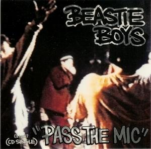 Pass The Mic (Single) album cover