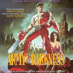 Army Of Darkness (Original Motion Picture Soundtrack) album cover