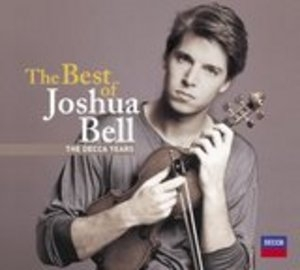 The Best Of Joshua Bell: The Decca Years album cover