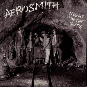 Night In The Ruts album cover