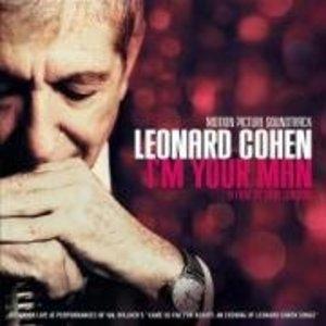 Leonard Cohen: I'm Your Man (Motion Picture Soundtrack) album cover