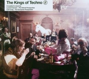 The Kings Of Techno album cover