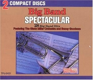 Big Band Spectacular Vol.2 album cover