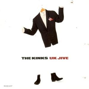 UK Jive album cover