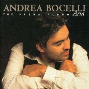 Aria: Opera Album album cover