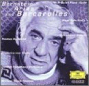 Bernstein: Arias & Barcarolles album cover