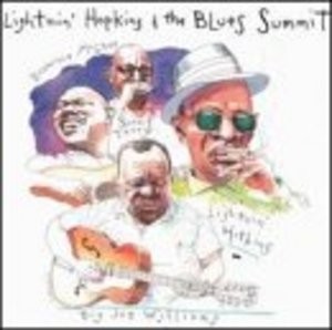 Lightnin' Hopkins And The Blues Summit album cover