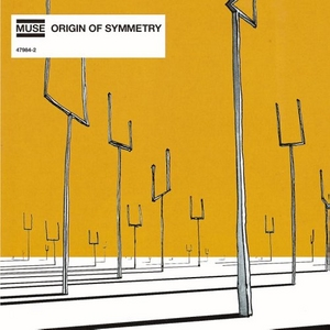 Origin Of Symmetry album cover