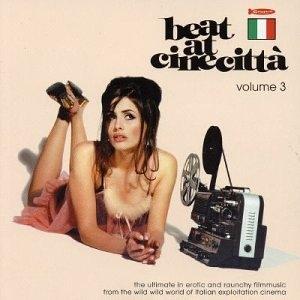 Beat At Cinecitta Vol.3 album cover