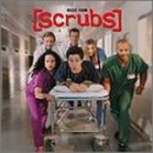 Scrubs: Original T.V. Soundtrack album cover