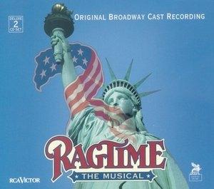 Ragtime (1998 Original Broadway Cast) album cover
