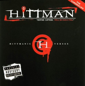 Hittmanic Verses album cover