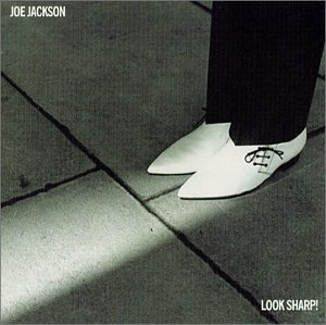 Look Sharp album cover