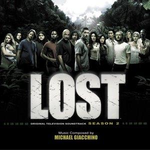 Lost: Season 2 (Original Television Soundtrack) album cover