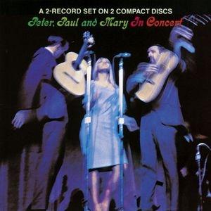 In Concert album cover