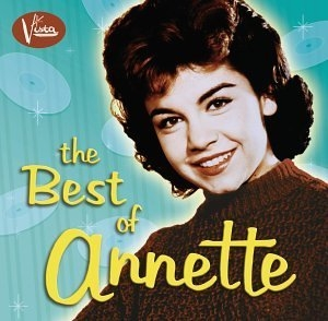 The Best Of Annette (Buena Vista) album cover