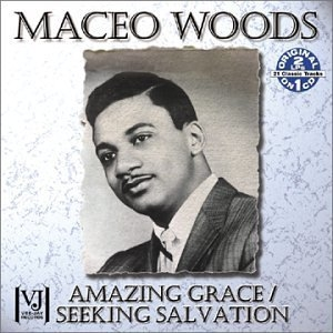 Amazing Grace-Seeking Salvation album cover