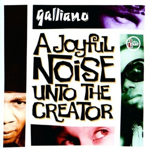 A Joyful Noise Unto The Creator album cover