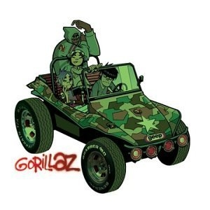 Gorillaz album cover