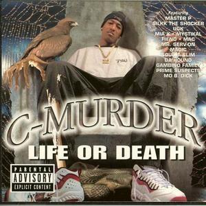 Life Or Death album cover