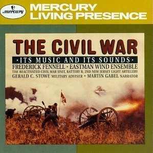 The Civil War: Its Music And Its Sounds album cover
