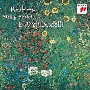 Brahms: String Sextets album cover