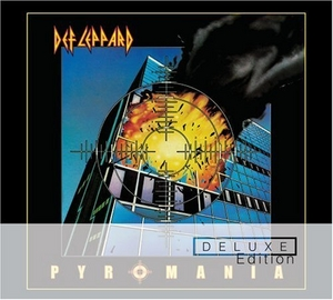 Pyromania (Deluxe Edition) album cover