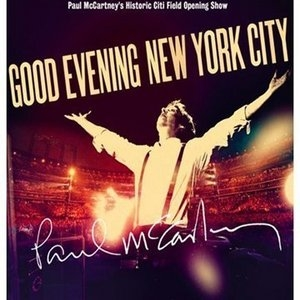 Good Evening New York City album cover