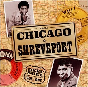 From Chicago To Shreveport: Deep Soul Vol1 album cover
