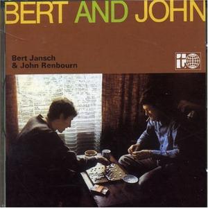 Bert And John album cover