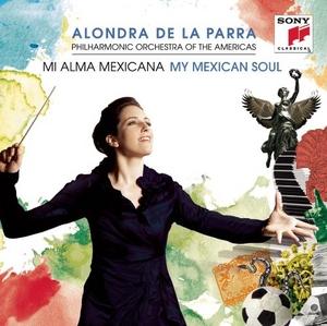 Mi Alma Mexicana album cover
