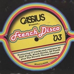 Cassius Presents... French Disco '03 album cover