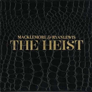 The Heist album cover