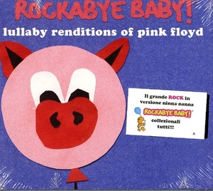 Rockabye Baby! Lullaby Renditions Of Pink Floyd album cover