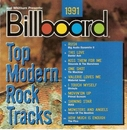 Billboard Top Modern Rock... album cover