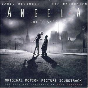 Angel-A: Original Motion Picture Soundtrack album cover