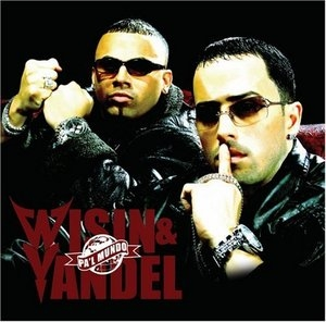 Pa'l Mundo album cover