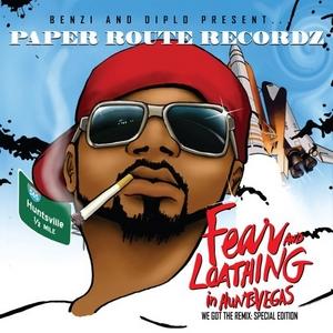 Diplo & Benzi Present Paper Route Recordz-Fear & Loathing In Hunts Vegas album cover