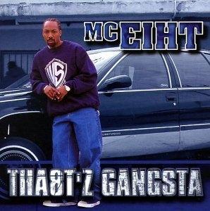 Tha8t'z Gangsta album cover