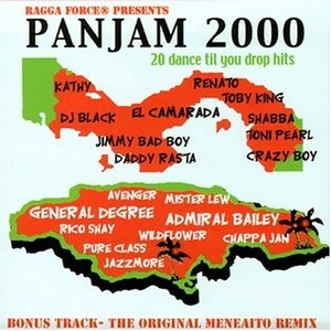 Panjam 2000 album cover