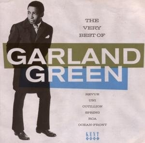 The Very Best Of Garland Green album cover