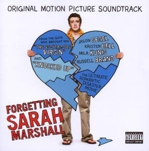 Forgetting Sarah Marshall (Orginal Motion Picture Soundtrack) album cover