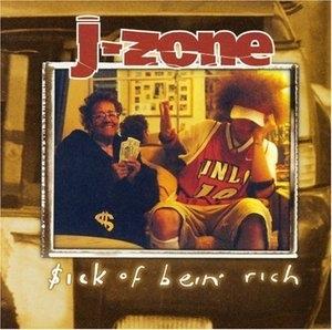 Sick Of Bein' Rich album cover
