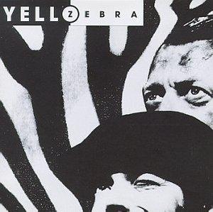 Zebra album cover